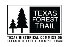 click here for info on the Texas forest trail