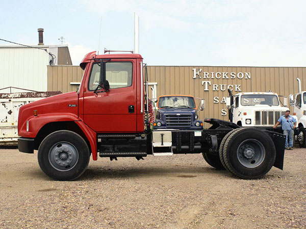 Erickson Trucking & Supply Photo