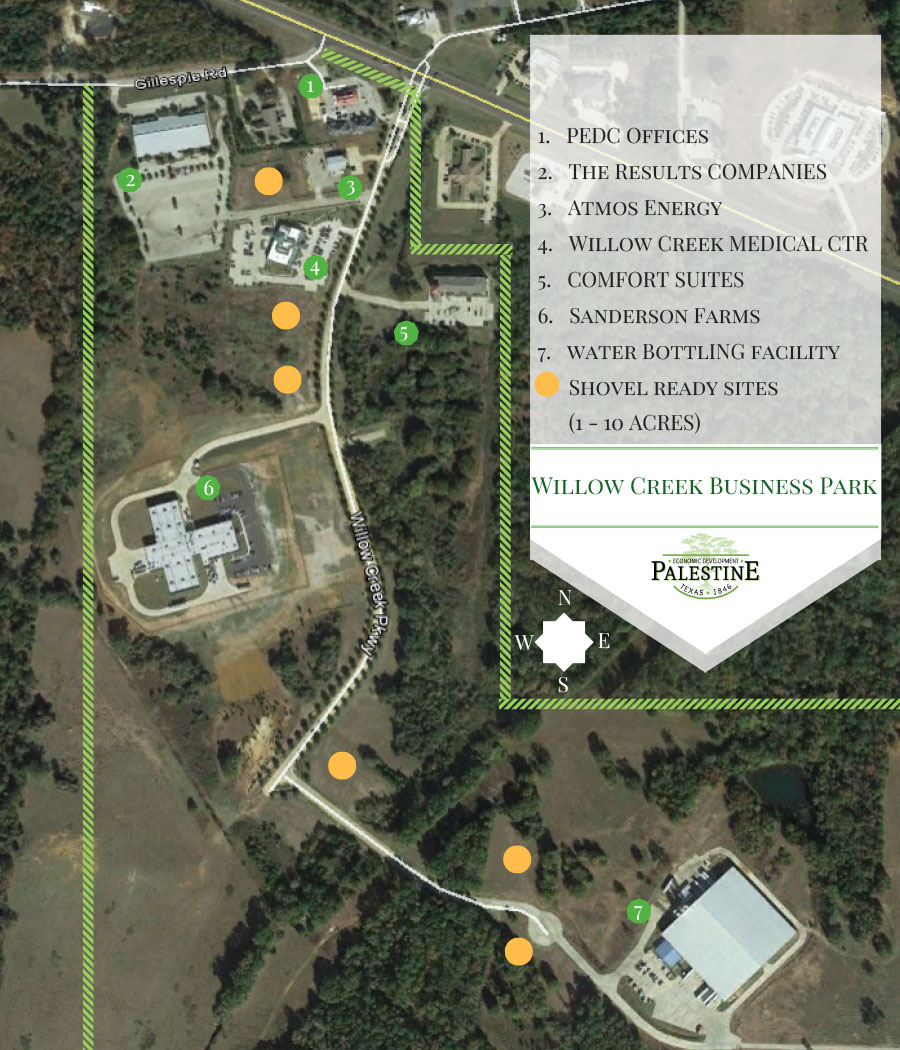 willow creek business park